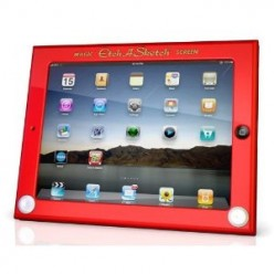 Etch A Sketch iPad Case Retro Fun from Headcase