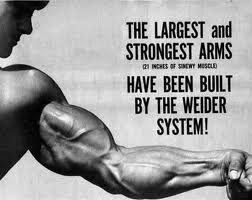 You don't need the Weider System, just follow the workouts in this hub...