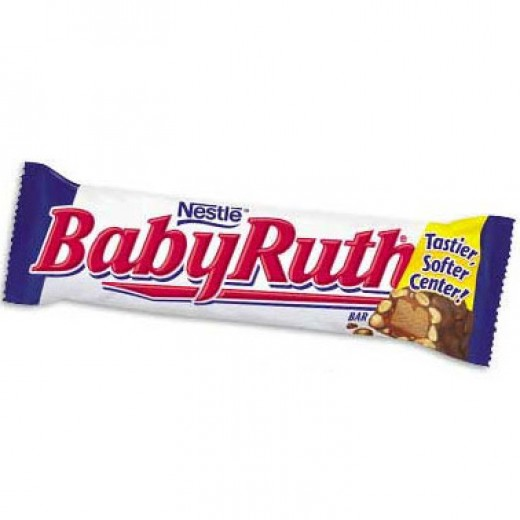 Conner blog: baby ruth candy bar