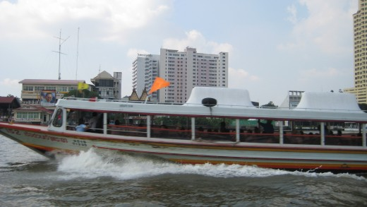 Express River Ferry Boat