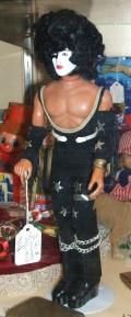 Paul Stanley KISS doll
