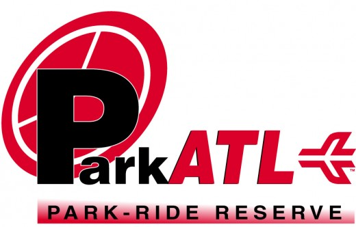 Atlanta park ride parking