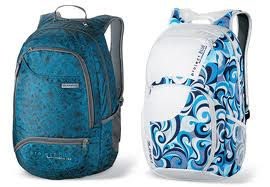 Examples of cool Dakine backpacks