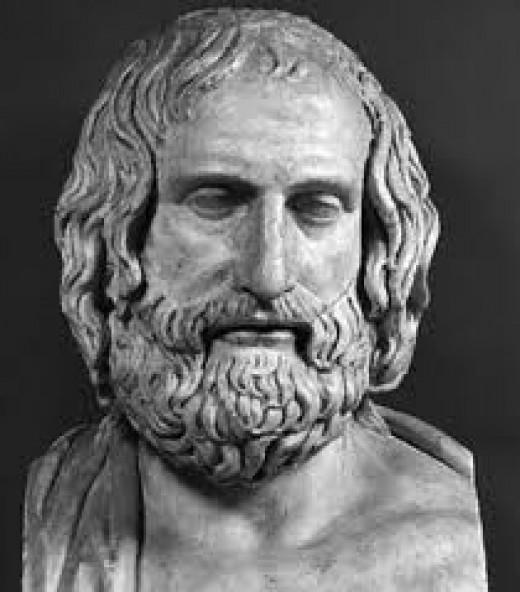 Euripides 480 BC - 406 BC  Playwright