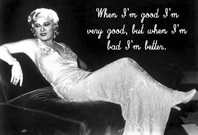 Mae West 1893 - 1980 Actress