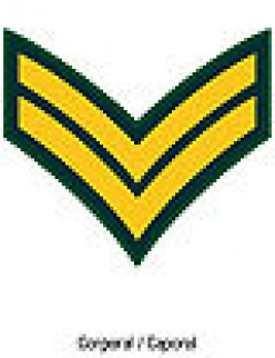 Royal Canadian Army Cadet Corps (RCACC) Ranks