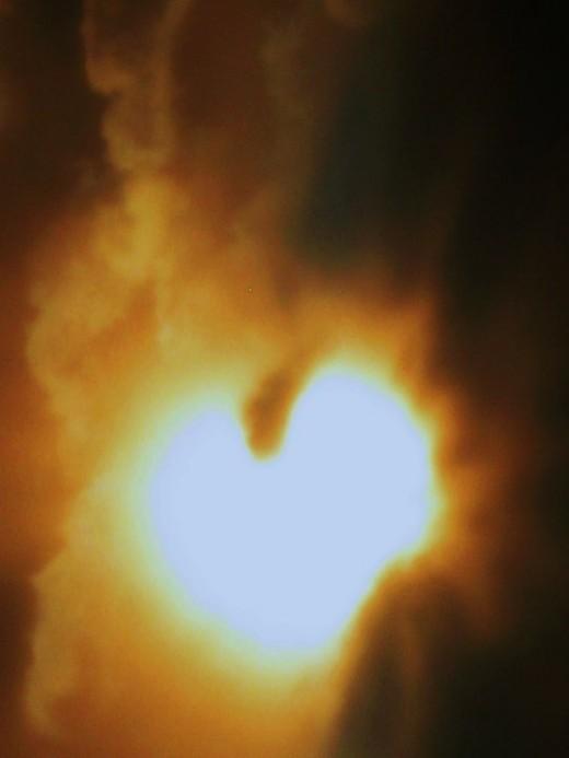 Heart Chakra and Heart Light