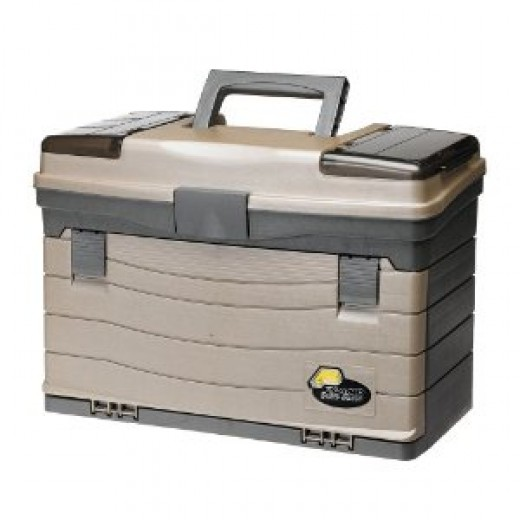 Plano 4-Drawer Tackle Box with Top Access