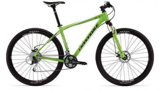 Cannondale's mountain bike for 2011/12.