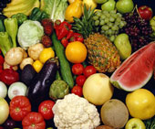 If you smoke, you must eat a large and diverse variety of fruits and vegetables to obtain the protective benefit they provide!