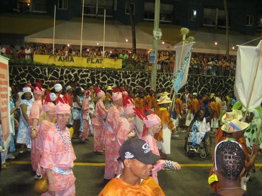 Afro-Brazilian Albino Pride.