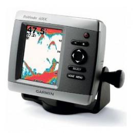 Garmin Fishfinder 400C 4-Inch Waterproof Fishfinder and Dual Frequency Transducer