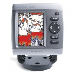 Garmin Fishfinder 300C 3.5-Inch Waterproof Fishfinder and Dual-Beam Transducer