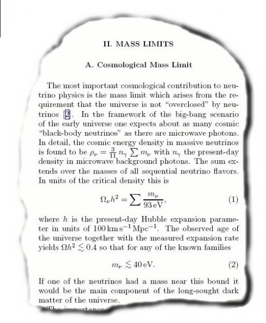 Illustration 8: Upper limit equation
