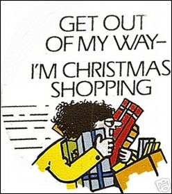 Are you all done with your Christmas shopping?