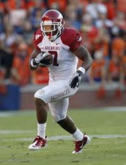 RB Kniles Davis (Arkansas)