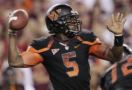 QB Tyrod Taylor Virginia Tech