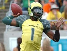 QB Darron Thomas  Oregon