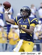 QB Geno Smith West Virginia