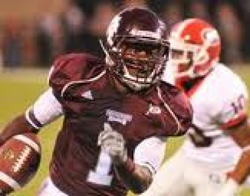WR Chad Bumphis Miss. State