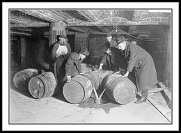 """prohibition movement the noble experiment In fact, a somewhat informal but popular alcohol prohibition movement had been  going  prohibition, known as the """"noble experiment"""" undeniably failed on all."""