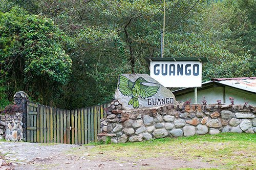 Guango Lodge and Reserve