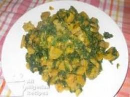 Unripe plantain delicacy