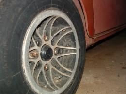 165/70-10 Cosmic Wheels