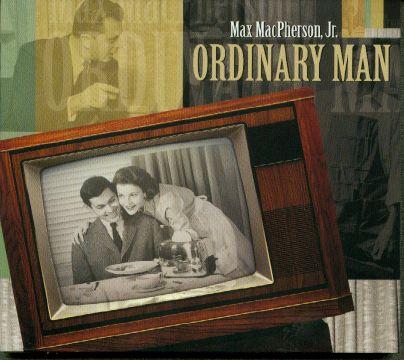 """Max's """"Ordinary Man"""" Album"""