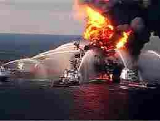 The BP disaster.  How much more of this can we stand before we shake-off this crazy oil dependency?