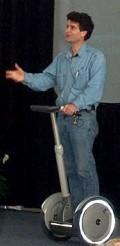 Dean Kamen on the Segway