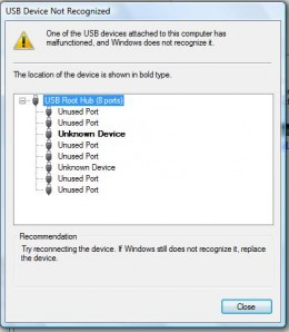 technology USB Hard Drive not Recognised in Windows  Code Solution