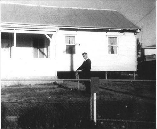 Lameroo Railway House