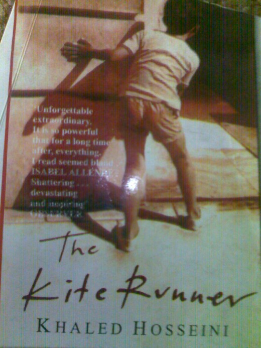 The Kite Runner A tale of hatred, jealousy, anger and redemption