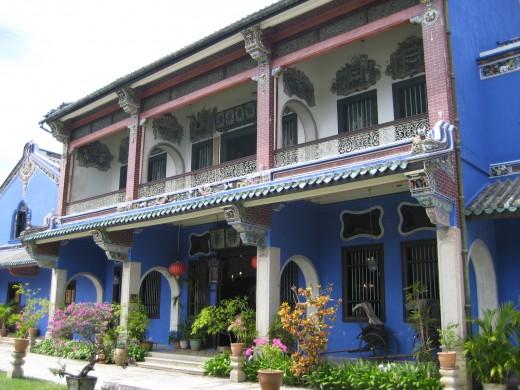 Cheong Fatt Tze's Home Where He Raised His Family