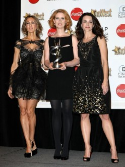 Sarah Jessica Parker, Cynthia Nixon, or Kristin Davis (Sex and the City) - How to Find the Perfect Little Black Dress for You, by Rosie2010