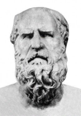 parmenides and heraclitus A contemporary of both heraclitus and socrates, parmenides beliefs would contradict the former and influence the latter  joshua j parmenides & the path of truth.