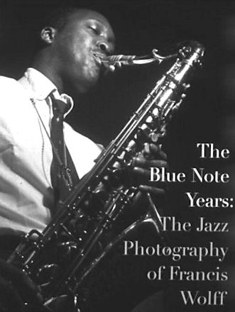 That's John Coltrane on the cover.