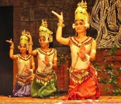 Apsara Dance Cambodia Culture and Civilization