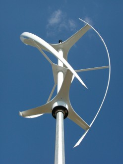 What is the difference between Horizontal and Vertical Wind Generators?