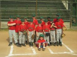 Little League Baseball & Lessons For Life