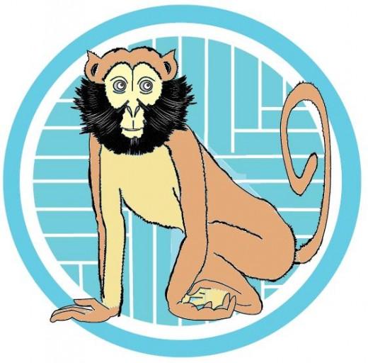 Monkey Zodiac Sign