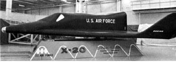 A model of the X-20