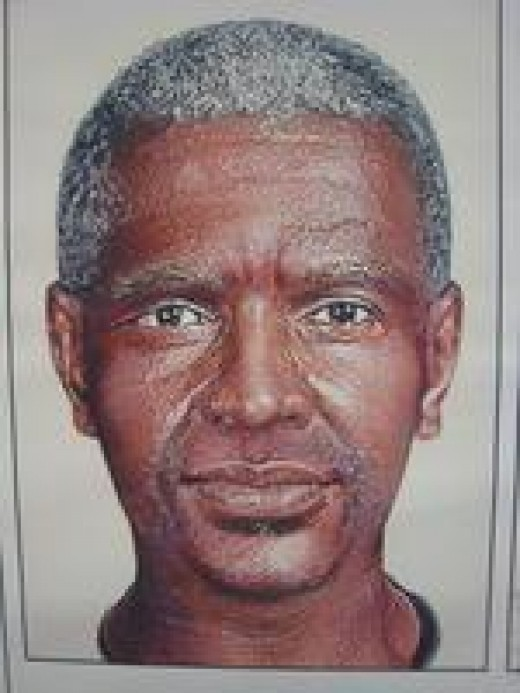 Police Sketch of the Grim Sleeper