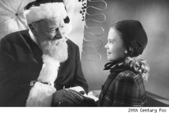 Top Five Christmas Films/Movies of All Time