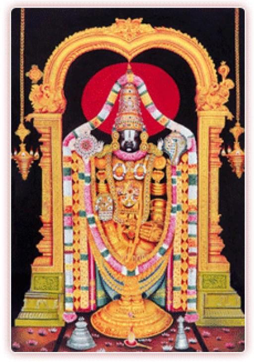 Timoraser Lord Venkateswara Wallpapers