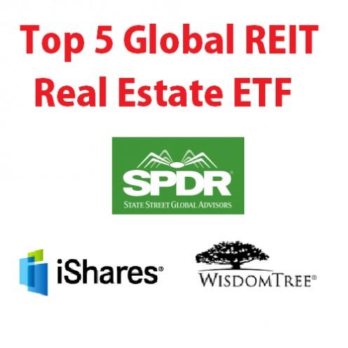 Global REIT Logo ETF