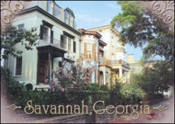 A visit to Savannah, Georgia