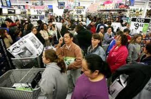 Black Friday shopping: getting to that perfect gift before someone else can?