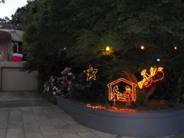 Lighted Nativity scene!!